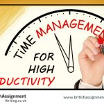 Time Management For High Productivity