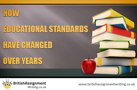 How Educational Standards Have Changed Over Year