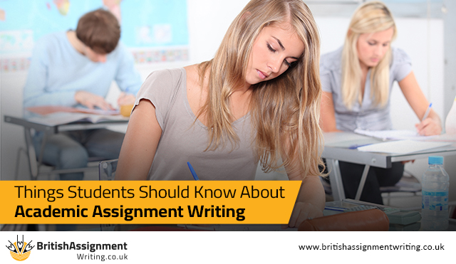 Academic Assignment Writing UK