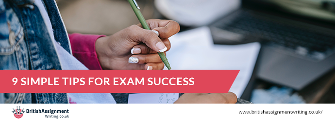 Tips for Exam Success